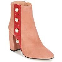 Παπούτσια Γυναίκα Μποτίνια Jonak CHERRY Ροζ