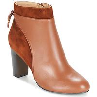 Παπούτσια Γυναίκα Μποτίνια Jonak BEAR Cognac