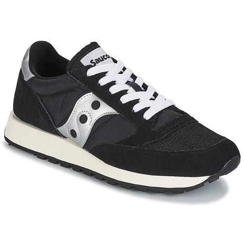 Παπούτσια Χαμηλά Sneakers Saucony JAZZ ORIGINAL VINTAGE Black / Άσπρο