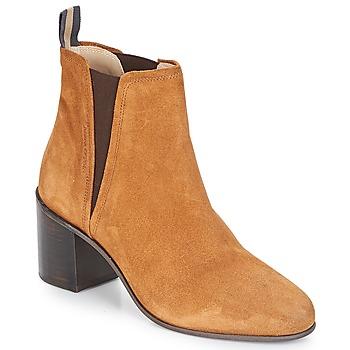 Παπούτσια Γυναίκα Μποτίνια Marc O'Polo CAROLINA Camel