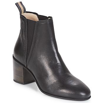 Παπούτσια Γυναίκα Μποτίνια Marc O'Polo CAROLINA Black