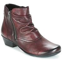 Παπούτσια Γυναίκα Μποτίνια Remonte Dorndorf SORIAL Maroon