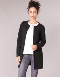 Υφασμάτινα Γυναίκα Σακάκι / Blazers Vila VINAJA LONG Black