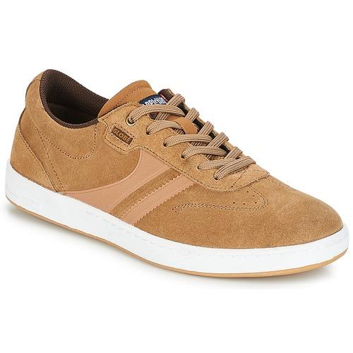Παπούτσια Άνδρας Χαμηλά Sneakers Globe EMPIRE Tobacco / Gum