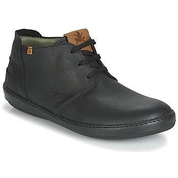 Παπούτσια Άνδρας Μπότες El Naturalista METEO Black