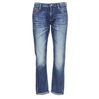 Υφασμάτινα Γυναίκα Boyfriend jeans Le Temps des Cerises HERITAGE Μπλέ / Medium