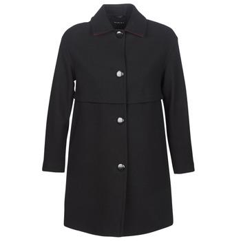 Παλτό Sisley FAREDA Σύνθεση  Βαμβάκι  bc723bbece3