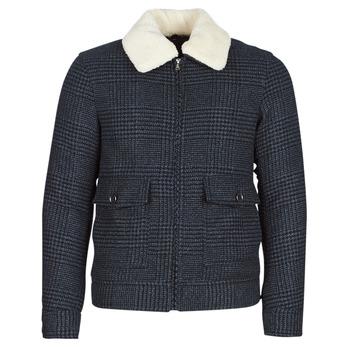 Παλτό Sisley FADVIN Σύνθεση  Μάλλινο bdd1b7d8ced