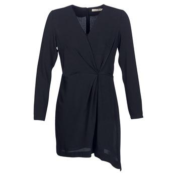 Υφασμάτινα Γυναίκα Κοντά Φορέματα See U Soon TUNGURA Black
