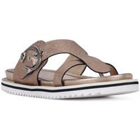 Παπούτσια Γυναίκα Σανδάλια / Πέδιλα Elvio Zanon SANDALO CRACKEL Grigio