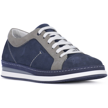 Παπούτσια Άνδρας Χαμηλά Sneakers IgI&CO NABOUK MORBIDO Blu