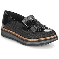Παπούτσια Γυναίκα Μοκασσίνια Regard RINOVI V2 COMET NERO Black