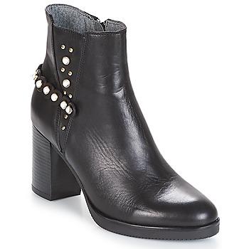Παπούτσια Γυναίκα Μποτίνια Metamorf'Ose DAMOISEAU Black