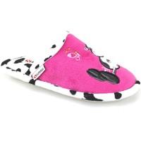 Παπούτσια Κορίτσι Παντόφλες Superga AJ742 Ροζ