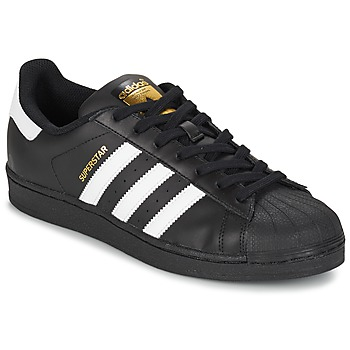 Παπούτσια Χαμηλά Sneakers adidas Originals SUPERSTAR FOUNDATION Άσπρο / Black