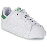 Παπούτσια Παιδί Χαμηλά Sneakers adidas Originals STAN SMITH GIFTSET Άσπρο / Green