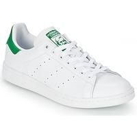 Παπούτσια Χαμηλά Sneakers adidas Originals STAN SMITH άσπρο / Green