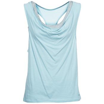 Αμάνικα/T-shirts χωρίς μανίκια Bench SKINNIE Σύνθεση: Βαμβάκι,Βισκόζη