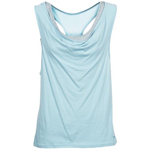 Υφασμάτινα Γυναίκα Αμάνικα / T-shirts χωρίς μανίκια Bench SKINNIE μπλέ