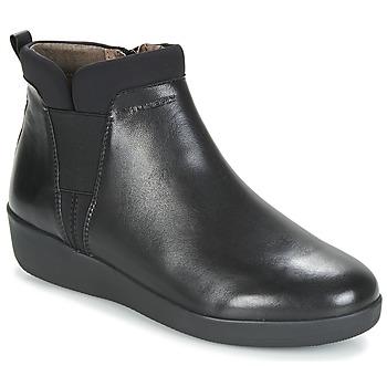 Παπούτσια Γυναίκα Μπότες Stonefly PASEO IV 5 NAPPA Black
