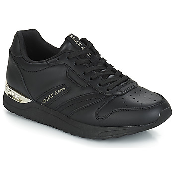 Παπούτσια Γυναίκα Χαμηλά Sneakers Versace Jeans TAPADO Black