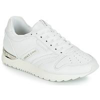 Παπούτσια Γυναίκα Χαμηλά Sneakers Versace Jeans TAPADO Άσπρο