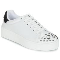 Παπούτσια Γυναίκα Χαμηλά Sneakers Vero Moda SITTA SNEAKER Άσπρο