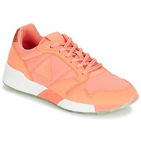 Παπούτσια Γυναίκα Χαμηλά Sneakers Le Coq Sportif OMEGA X W METALLIC Papaya / Punch