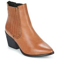 Παπούτσια Γυναίκα Μποτίνια Musse & Cloud BECKY Cognac