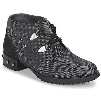 Παπούτσια Γυναίκα Μπότες Mam'Zelle XESTO Black