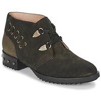 Παπούτσια Γυναίκα Μπότες Mam'Zelle XESTO Kaki