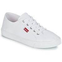 Παπούτσια Γυναίκα Χαμηλά Sneakers Levi's MALIBU BEACH S Άσπρο