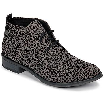 Παπούτσια Γυναίκα Μπότες Marco Tozzi PALANA Grey