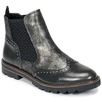 Παπούτσια Γυναίκα Μπότες Marco Tozzi ANALTA Grey