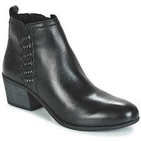 Παπούτσια Γυναίκα Μποτίνια Marco Tozzi HISSU Black