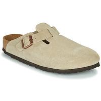 Παπούτσια Σαμπό Birkenstock BOSTON SFB Taupe
