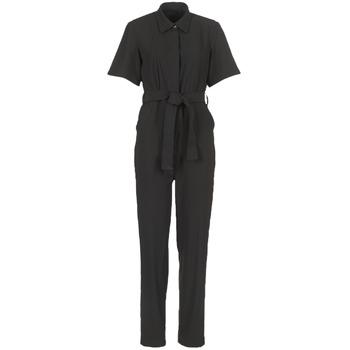 Υφασμάτινα Γυναίκα Ολόσωμες φόρμες / σαλοπέτες G-Star Raw BRISTUM DC JUMPSUIT Black