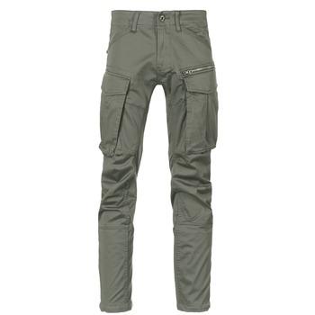Υφασμάτινα Άνδρας παντελόνι παραλλαγής G-Star Raw ROVIC ZIP 3D STRAIGHT TAPERED Grey / Green