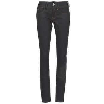 Υφασμάτινα Γυναίκα Skinny jeans G-Star Raw LYNN MID SKINNY Μπλέ / Dark / Aged