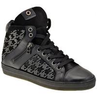 Παπούτσια Γυναίκα Ψηλά Sneakers Janet&Janet  Black