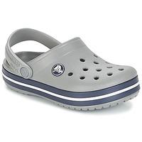 Παπούτσια Παιδί Σαμπό Crocs CROCBAND CLOG K Grey / Marine