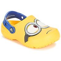 Παπούτσια Παιδί Σαμπό Crocs CROCS FUNLAB MINIONS CLOG Yellow