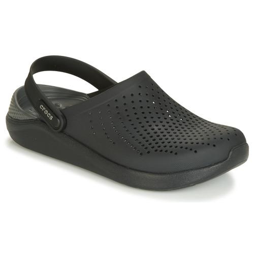 3c67a835a98 Crocs LITERIDE CLOG Black - Δωρεάν Αποστολή | Spartoo.gr ...