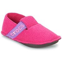 Παπούτσια Κορίτσι Παντόφλες Crocs CLASSIC SLIPPER K Ροζ