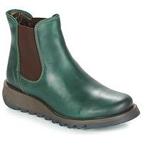 Παπούτσια Γυναίκα Μπότες Fly London SALV Green