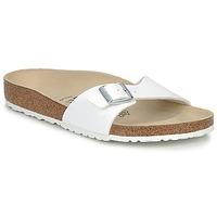 Παπούτσια Άνδρας Τσόκαρα Birkenstock MADRID Άσπρο