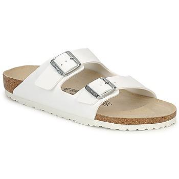 Παπούτσια Άνδρας Τσόκαρα Birkenstock ARIZONA Άσπρο