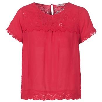 Υφασμάτινα Γυναίκα Μπλούζες Betty London JALILI Red