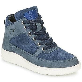 Παπούτσια Αγόρι Ψηλά Sneakers Bullboxer LAVINO Mπλε