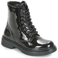 Παπούτσια Κορίτσι Μπότες Bullboxer LANA Μαυρο / Patent